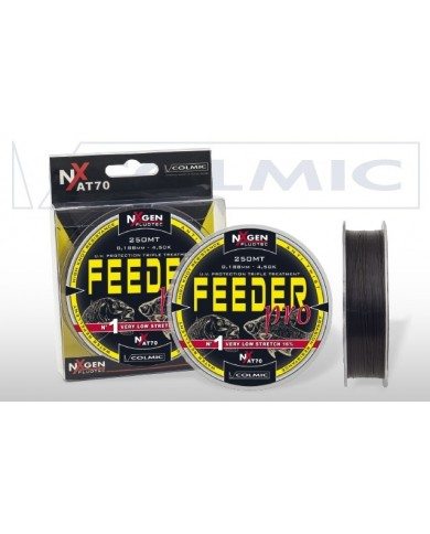 colmic nylon feeder pro 250m