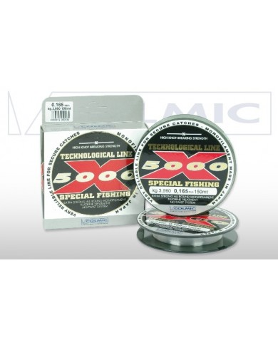 Long chuck tunnel web pva 5 mt rosso