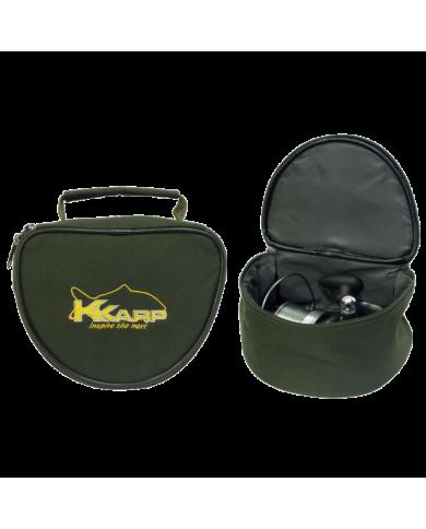 K-KARP reel case - porta mulinelli