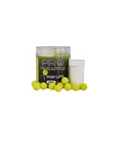starbaits probiotic pop up pineapple