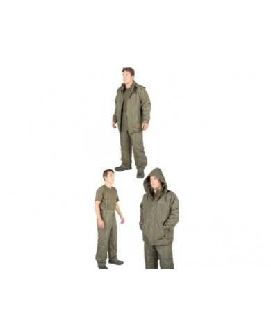 nash h-gun jacket,trousers,t-shirt combo-completo imbottito-impermeabile