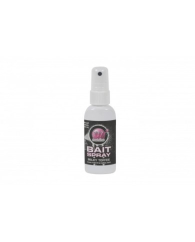 mainline bait spray milky toffee
