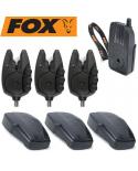 fox avvisatori micron RX + rod set