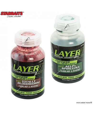 layerz bloodworm dip 200 ml