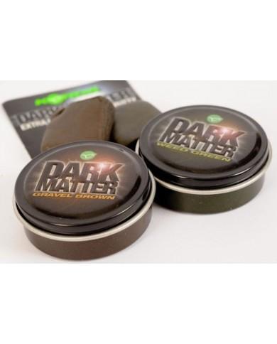 Korda Dark Matter Tungsten Putty marrone