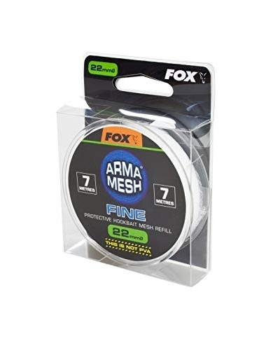 Fox Arma Mesh Refill 7M 22MM Fine