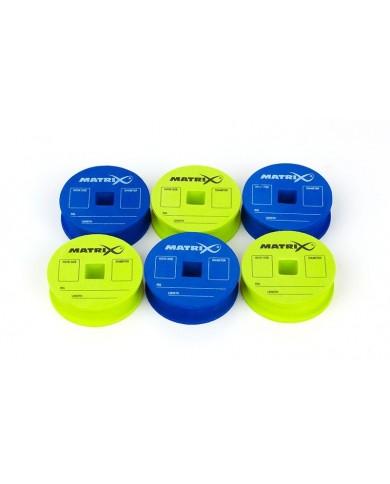 matrix eva rig disc disc 6 pz dischi per terminali