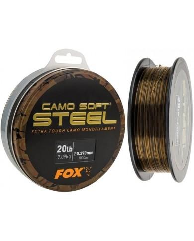 Fox Camo Soft Steel 1000 mt dark camo