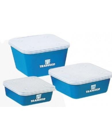 trabucco bait box scatole per esche blu