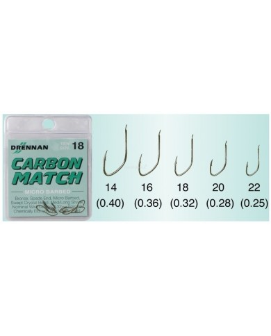 drennan ami carbon match