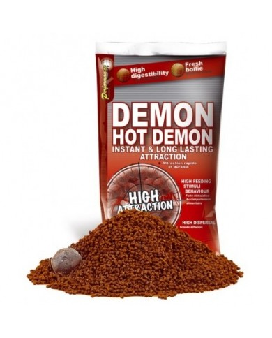starbaits pellet hot demon 6mm