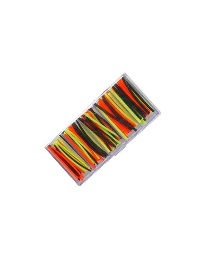 sensas tubetti in silicone fluo- guaine pour antenne
