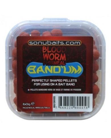 sonubaits Pellet Bandum bloodworm