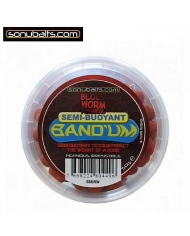 sonubaits Pellet Bouyant Bandum Bloodworm