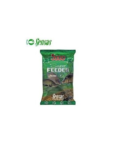 sensas pastura 3000 super feeder big fish