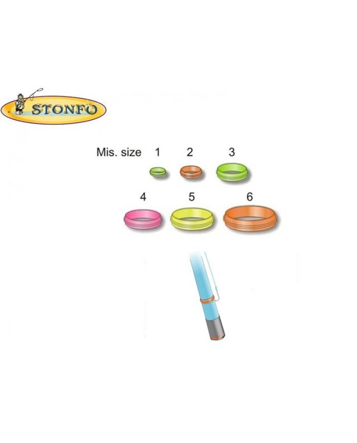 stonfo elasti ring colorato