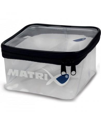 matrix astuccio in eva trasparente 18x18x10