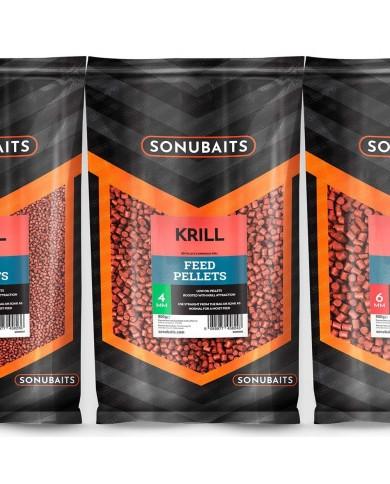 sonubaits pellet krill