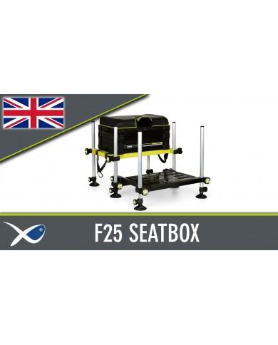 matrix paniere F25 system MKII SEATBOX