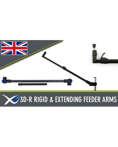 matrix 3d -R rigid feeder arm BRACCIO