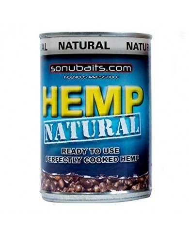 sonubaits hemp natural-canapa