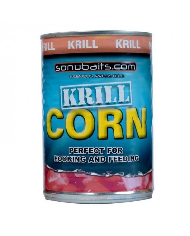 sonubaits  krill korn 400gr