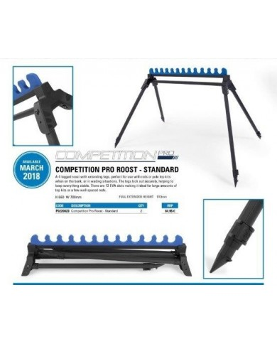 preston COMPETITION PRO ROST STANDARD