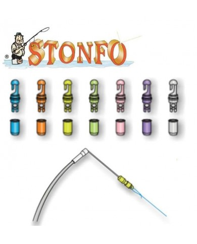 stonfo super elite connettore