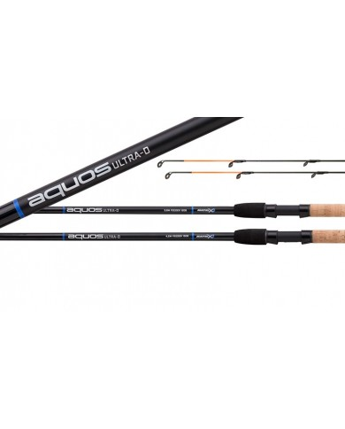 matrix aquos ultra D feeder rods