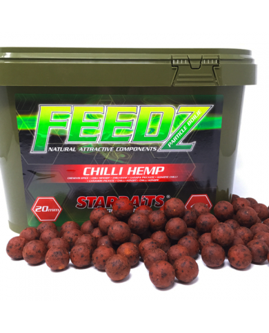 STARBAITS FEEDEZ BOILIES 4 KG