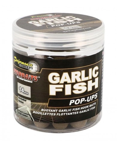 STARBAITS GARLIC FISH POP UP 80 GR