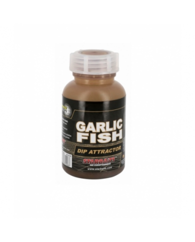 STARBAITS GARLIC FISH DIP 200ML