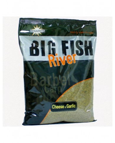 DYNAMITE PASTURA BIG FISH RIVER CHEESE/GARLIC 1,8KG