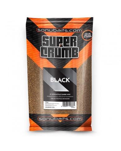 sonubait pastura supercrumb black 1 kg