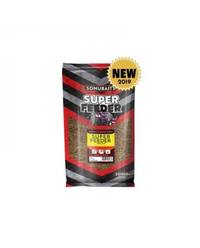 SONUBAITS PASTURA SUPER FEEDER BREAM