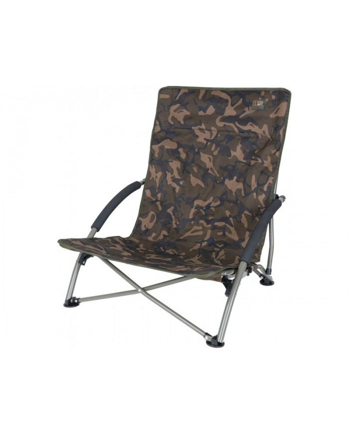 SEDIA CARPFISHING FOX R SERIES FOLDING GUEST CHAIR