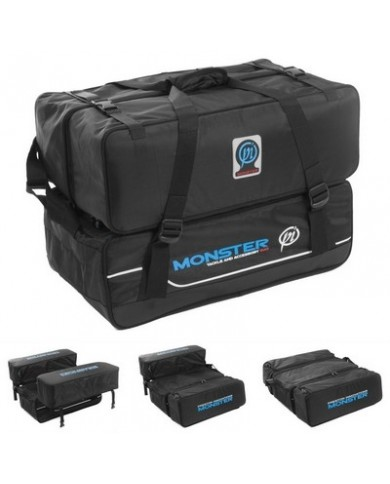 preston monster tackle e accessory bag- borsa