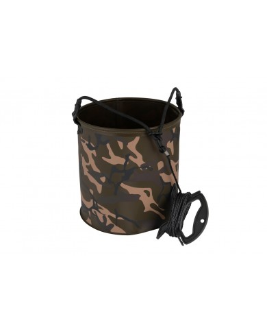 FOX AQUOS CAMO WATER BUCKET SECCHIELLO