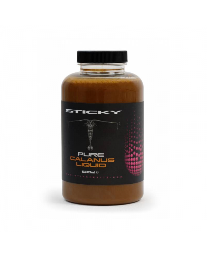 STICKY BAITS PURE CALANUS LIQUID 500ML